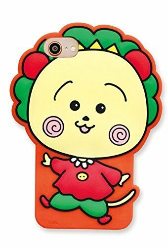 Coji Coji Iphone8 Silicon Case Japan Limited Rare Anime Cute Manga Ribon Gift