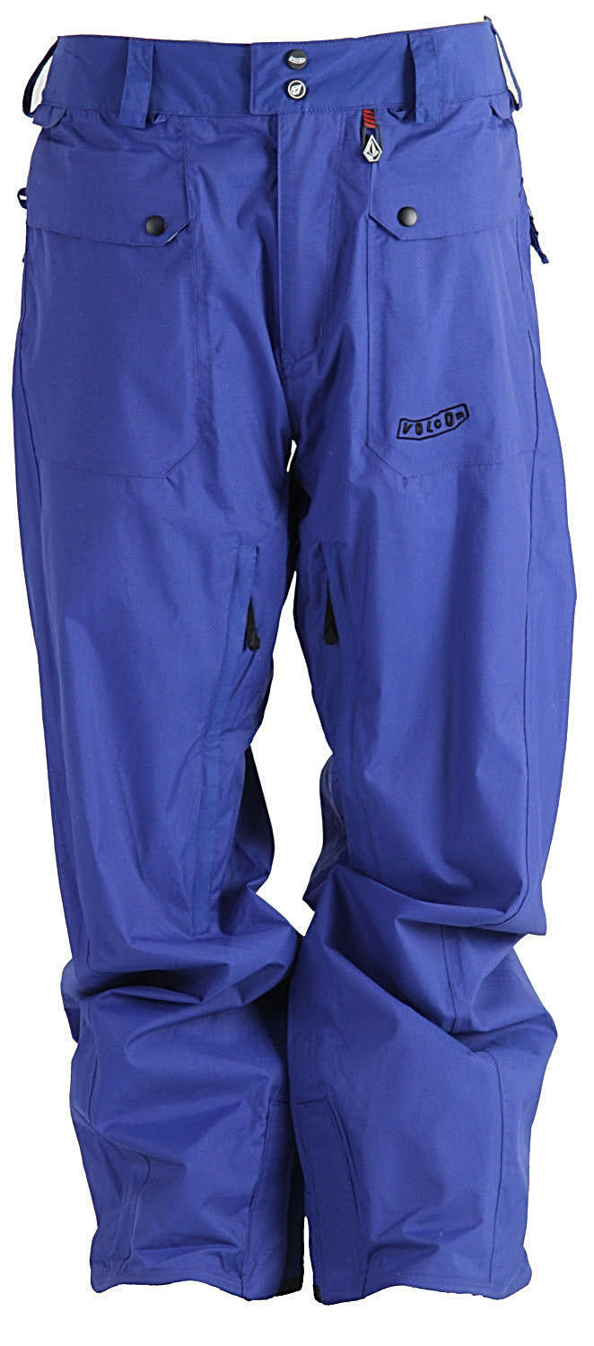 VOLCOM Men's Super cool MODERN Snow Pants - Size Small - SBB - NWT