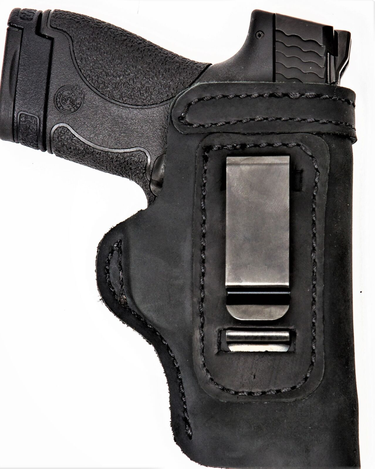 Pro Carry LT RH LH OWB IWB IWB OWB Leder Gun Holster For Colt Defender 6051f6