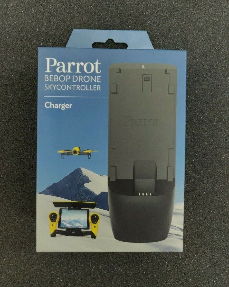 Parred Bebop Sky Controller Battery Charger W  Multi plug adapters  BRAND NEW