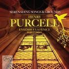 Serenading Songs & Grounds von La Fenice,Tubery (2014)