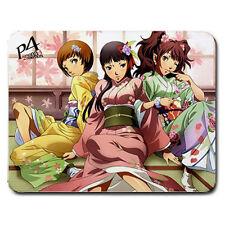 Persona 4 The Animation Yukiko Rise Chie Mouse Pad Mat Mousepad - anime manga