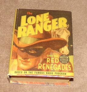 THE-LONE-RANGER-AND-THE-RED-RENEGADES-1939-Better-Little-Book-BLB-1489-FN-VF