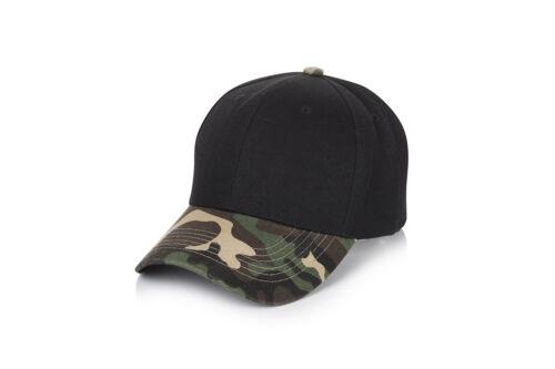 Snapback Military Cap Hat Hip Hop Baseball Retro Camouflage Flat Army Style