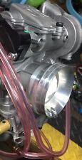 Suzuki Drz 400 Drz400 / Keihin FCR MX Cabruretor Adapter / K&N Velocity Stack