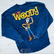 DISNEY RESORTS TOY STORY WOODY SPIRIT JERSEY FOR ADULTS NWT X-LARGE