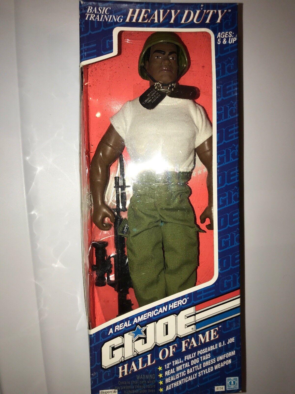 "Doll Action Figure 12"" GI Joe HASBRO MIB 1992 African American"