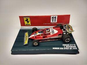 Ferrari 312 t3 Reutemann 312t3 winner usa ovest gp 1978 1/43 no minichamps