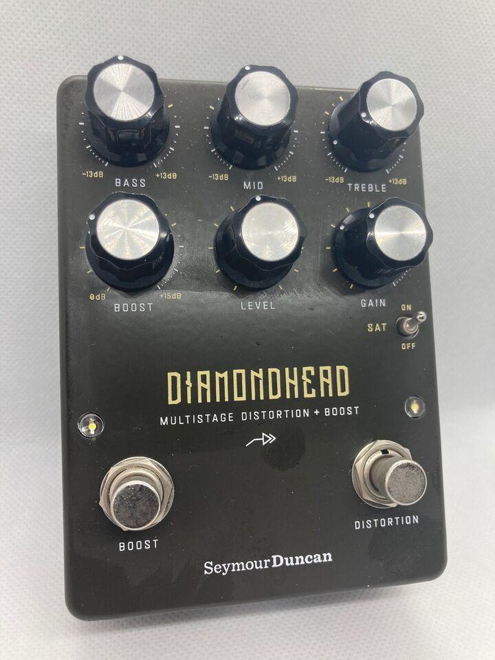 Distortion Seymour Duncan, Diamondhead