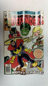 THE-DEFENDERS-Vol-1-51-35-cent-Price-Variant-1977-Marvel-Comics