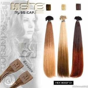 She Extension Socap 10 Hair Strands Natural Keratin 55 60cm Ebay