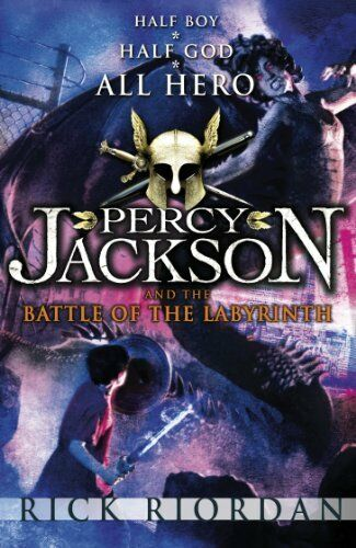 Percy Jackson and the Battle of the Labyrinth By Rick Riordan. 9780141321271
