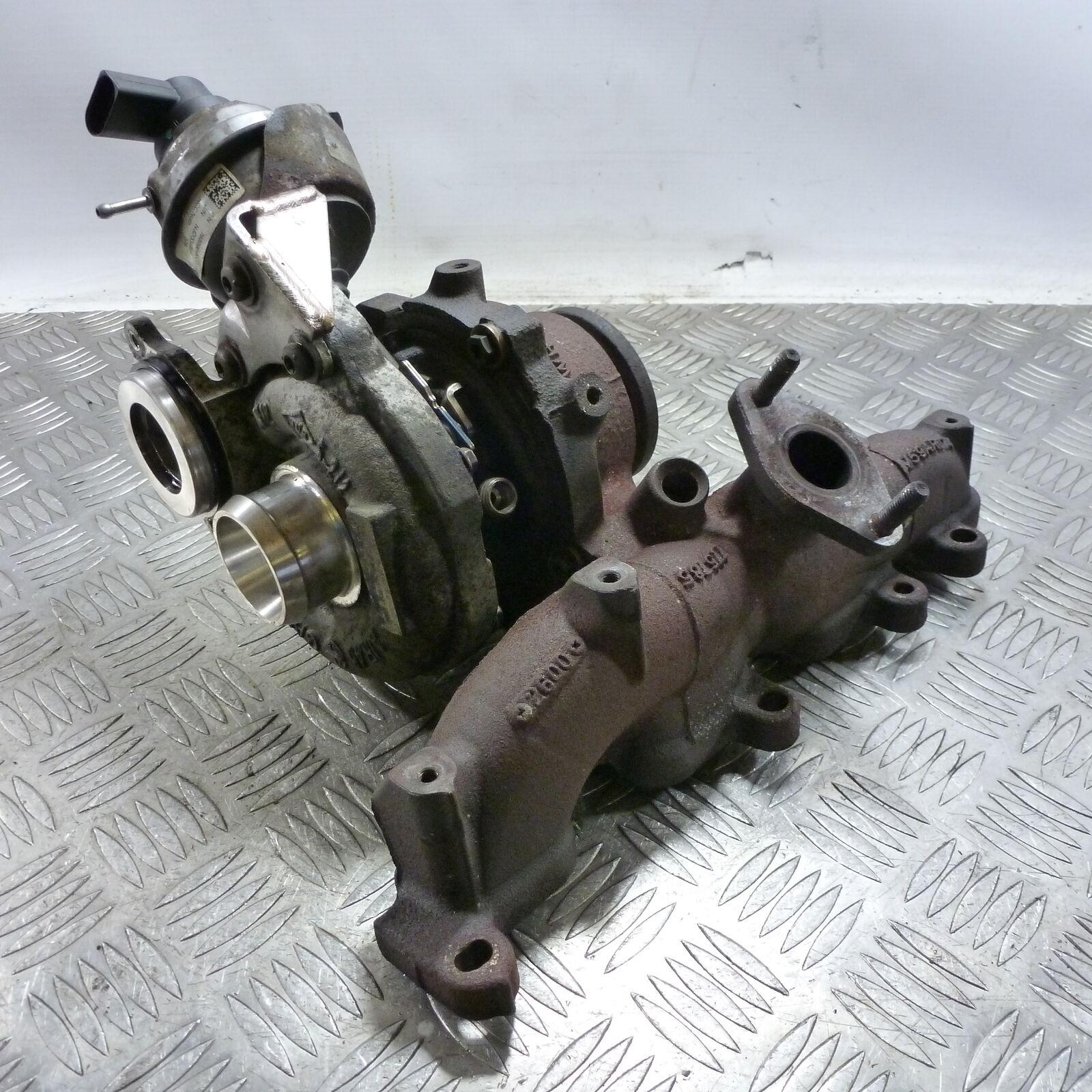 Dichtungssatz für Garrett Turbolader VW T5 Transporter  2.0 TDI 792290-5002