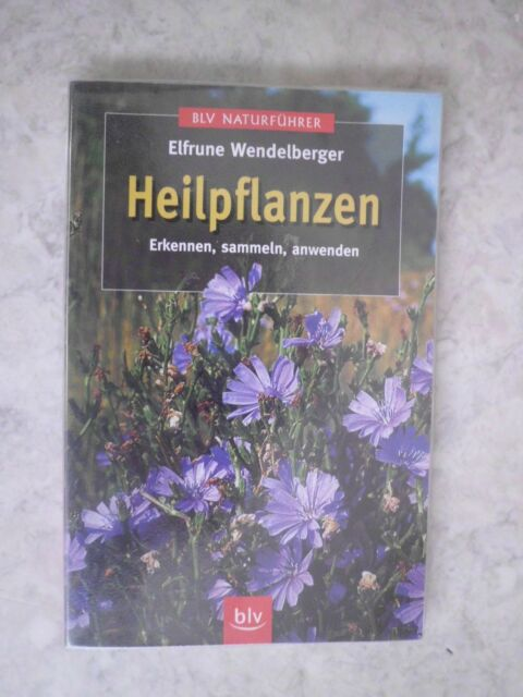 Heilpflanzen von Elfrune Wendelberger