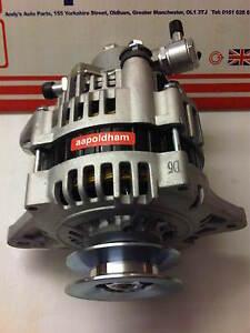 Isuzu D-MAX /& Rodeo Alternator /& Vacuum Pump 2.5 3.0 TD DiTD Models 2002/>