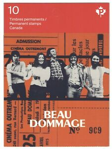 CANADA-BOOKLET-BK-545-Beau-Dommage-2658