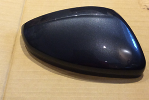 2011 ONWARD WING MIRROR COVER L//H OR R//H IN SHARK GREY PEUGEOT 208
