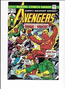 The-Avengers-134-April-1975-Origin-Of-The-Vision