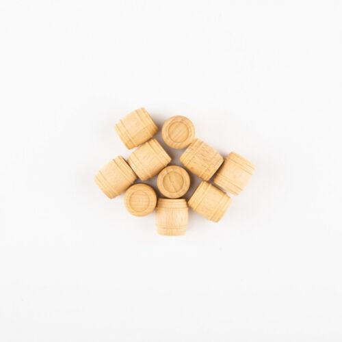 10 Stücke Modell Amati AM4120-22 Fässer IN Holz 22 MM