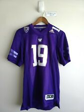 adidas Washington Huskies Home #19 Football Jersey Purple Fl2089 ...