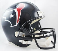Houston Texans -riddell Deluxe Replica Helmet