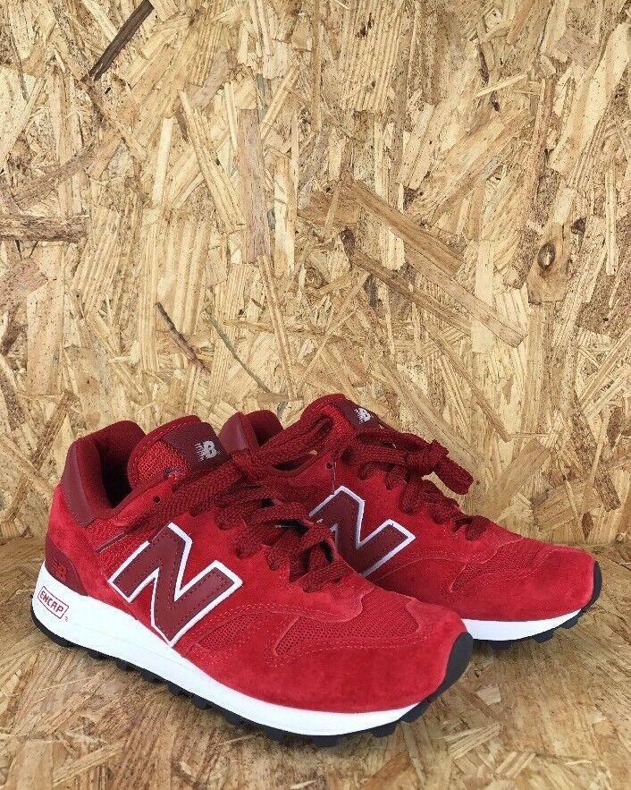 New Balance 1300 Edad de in exploración rojo zapatos made in de usa talla 7,5 139a80