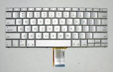 """New Genuine Apple Powerbook G4 15"""" 17"""" Keyboard AEQ43PLU010 4H.N6401.031"""