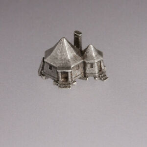 Fairy-tale-giant-039-s-hut-architecture-metal-building-model-scale-1-500