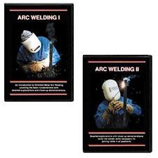 Arc Welding I and II (2 DVD Set)/Welding