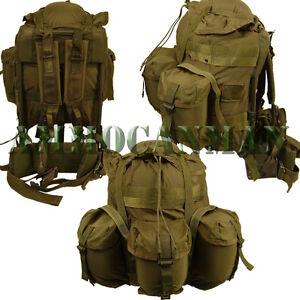 Image Is Loading New Unissued Bug Out Bag Medium Usgi Alice