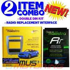 ADS MAESTRO ADS-KIT-MUS1 ADS-MUS1 INSTAL KIT MUSTANG 10-14 W/ ADS-MRR  INTERFACE