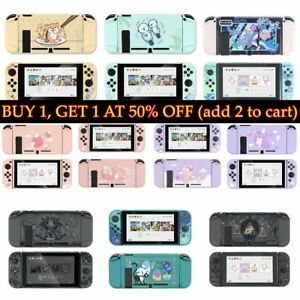 GeekShare Nintendo Switch Protective Case PC / TPU Slim Shell Case Cover