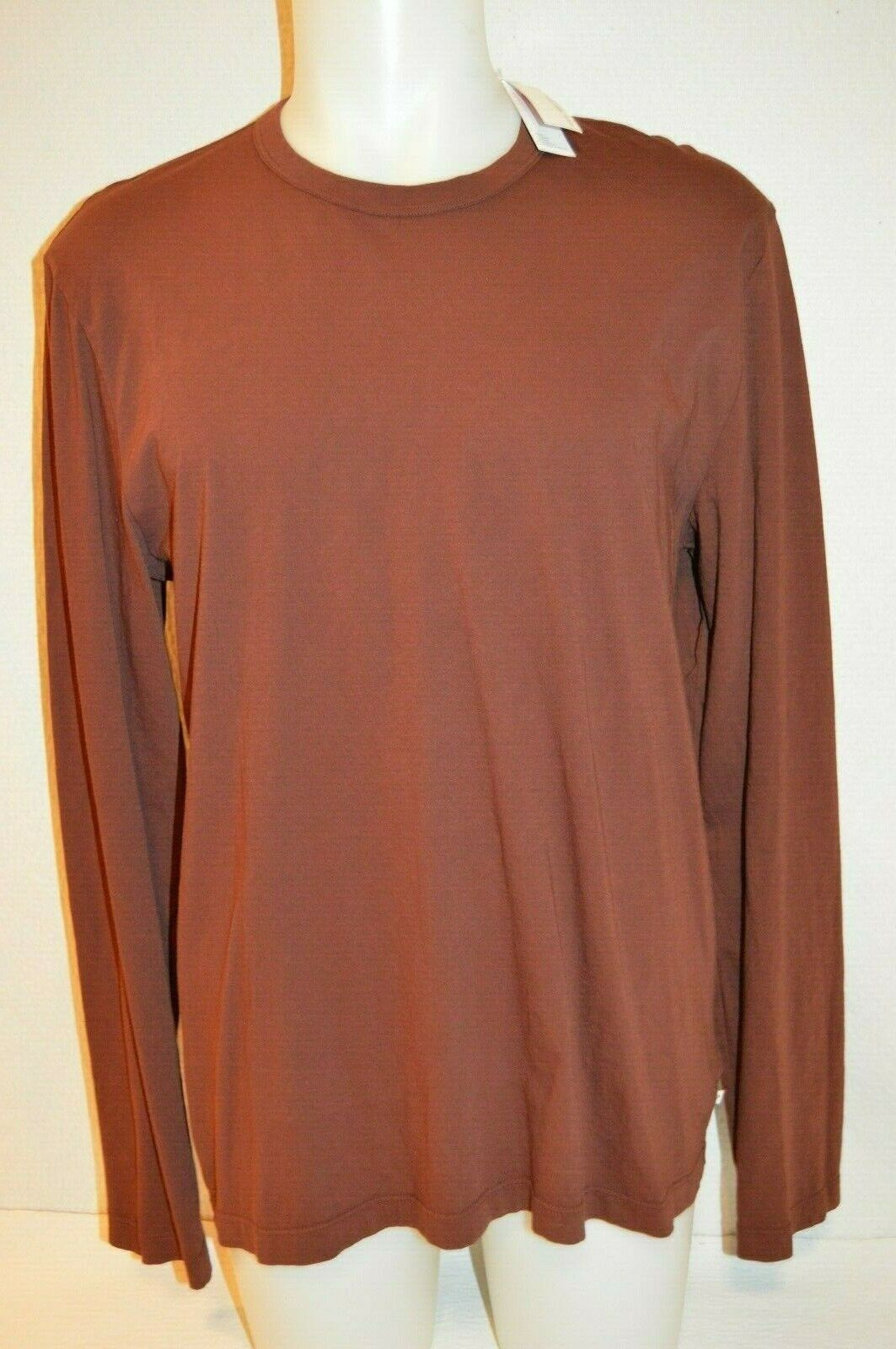 JAMES PERSE Man's Long Sleeved  T-shirt NEW Size 1  Small Made in  USA