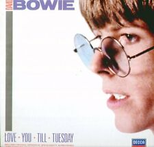 """DAVID BOWIE """" LOVE YOU TILL TUESDAY """" LP VINILE NUOVO  DECCA"""