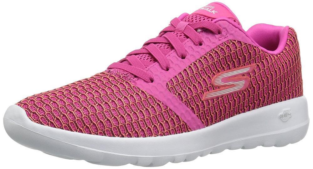 Skechers Women's Go Go Go Joy 15606 Walking shoes Comfort Casual Sneakers Lace Up shoes e1b3b3