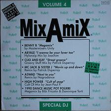 MIX AMIX VOL 4 SPECIAL DJ   33T 2LP