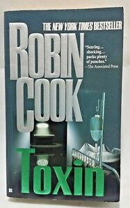 Robin cook toxin,