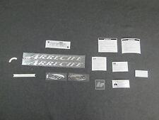 NEW GENUINE APRILIA ATLANTIC 250 2004 DECAL SET AP8166345 (MT)
