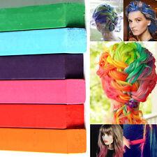 1x Pc Nueva Venta Caliente suave el cabello temporal Color Tiza hágalo usted mismo (enviados al azar)