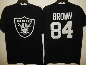 bb282a6a294 9315 Mens Oakland Raiders ANTONIO BROWN