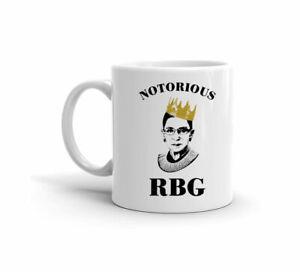 Notorious-RBG-Novelty-Ruth-Bader-Ginsburg-regalo-di-compleanno-n1-11-OZ-Tazza-da-caffe