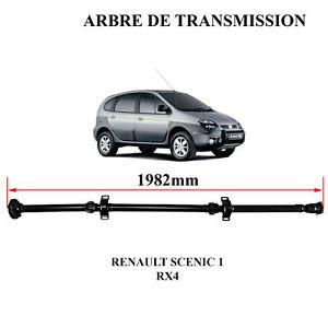 Albero-di-Trasmissione-Renault-Scenic-Rx4-4x4-con-Cuscinetto-8200058705