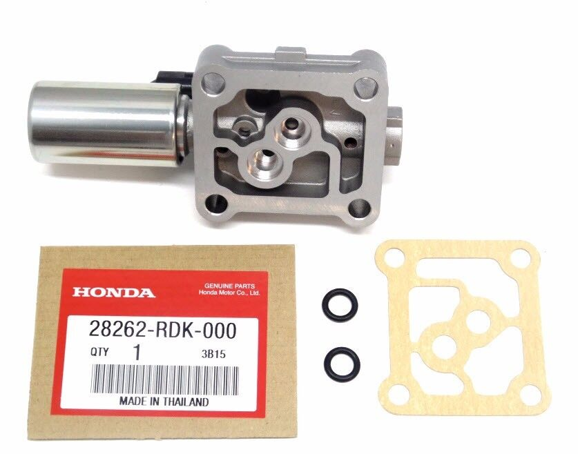 Automatic Transmission Linear Solenoid OEM 28260-RDK-023 Honda PILOT//RIDGELINE Replacement Fits for ACURA MDX//RDX//RL 99207G