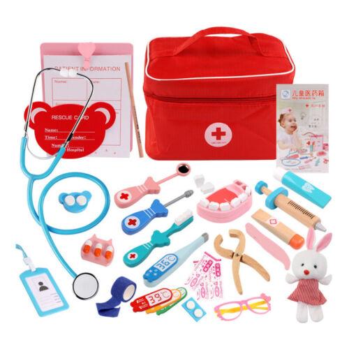 Jouet pour les Enfants de Docteur Semblant Outil D/'Injection D/'InfirmièRe D K2C4