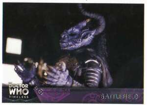 2016-Topps-Doctor-Who-Timeless-Trading-Card-34-Battlefield