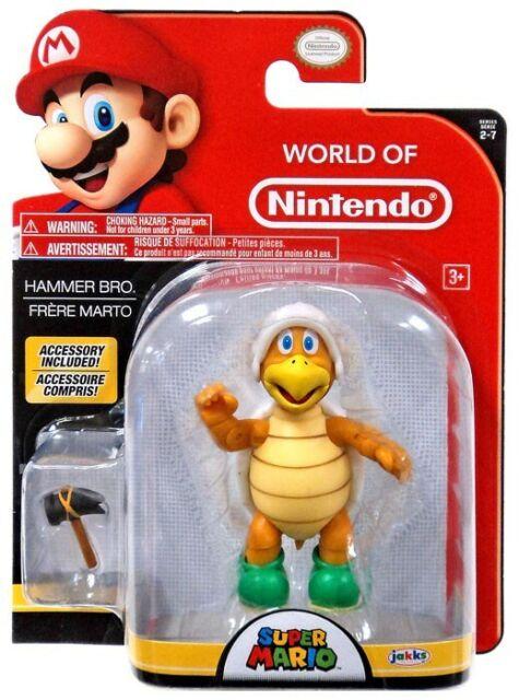 Jakks Pacific Mario World of Nintendo 4