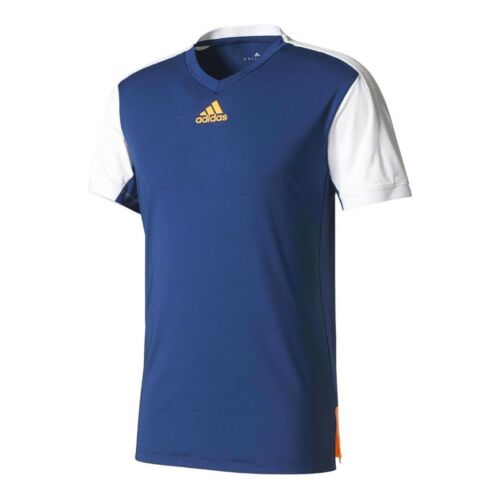 Adidas Boys Melbourne Line Tennis T Shirt Training Tee RRP 30! 714 Years