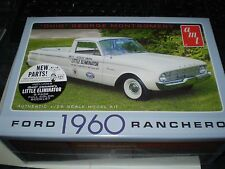 AMT [AMT] 1:25 1960 Ford Ranchero Plastic Model Kit 822 AMT822 NEW