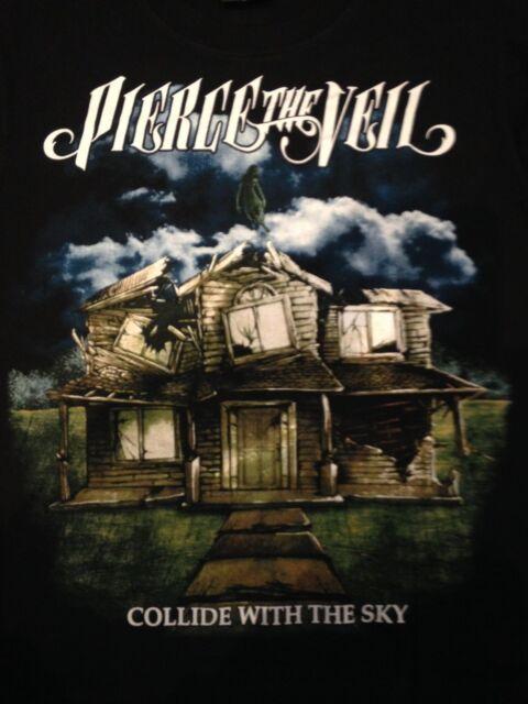 PIERCE THE VEIL T Shirt  LARGE