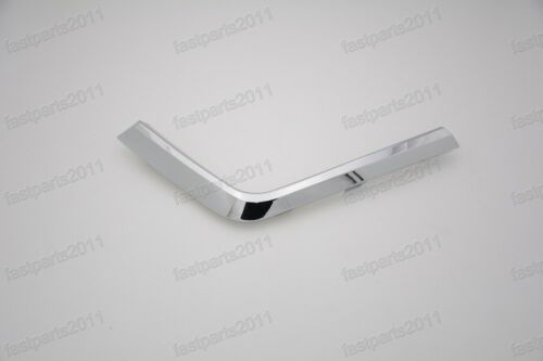 Front Bumper Molding Trim Left Lower Chrome For Mitsubishi ASX 2016-ON